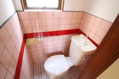 【トイレ】別府マンション