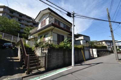 【外観】横浜市緑区上山2丁目 戸建