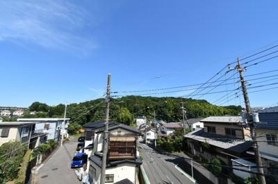 【展望】横浜市緑区上山2丁目 戸建