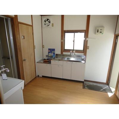 【キッチン】細野アパート