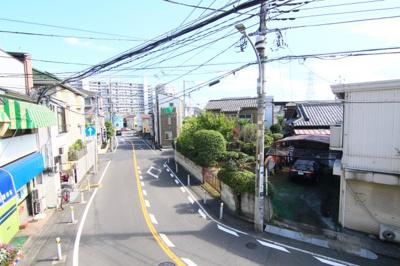 【展望】箕輪町アパート