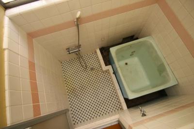 【浴室】箕輪町アパート
