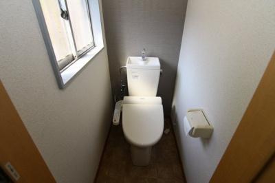 【トイレ】箕輪町アパート
