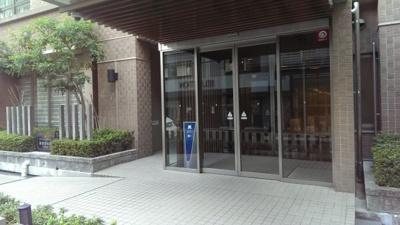 【エントランス】アーバンライフ御堂筋本町タワー