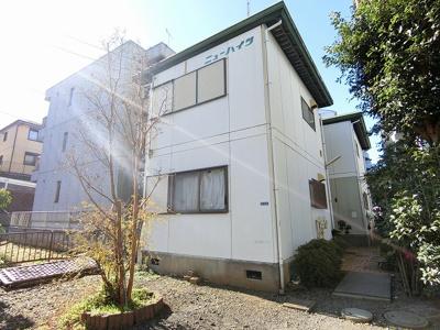 小田急多摩線「五月台」駅より徒歩3分で便利な立地の2階建てアパート♪駅近で通勤通学はもちろん、お買い物やお出かけにもGood☆