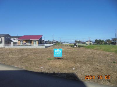 【外観】深谷市長在家 600万 土地