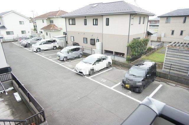 【駐車場】アベニールB