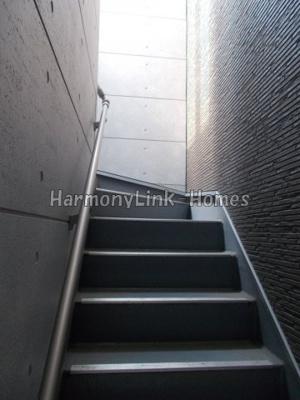 BREEZEの階段☆