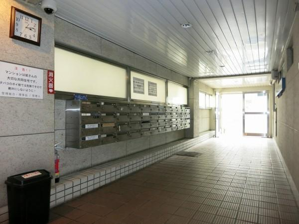 中目黒フラワーマンション