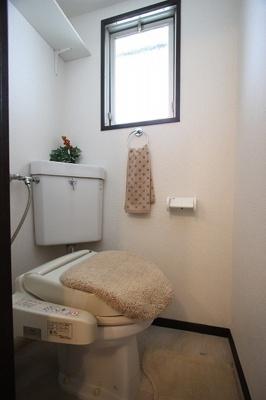【トイレ】前河内ビル
