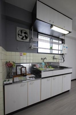 【キッチン】前河内ビル