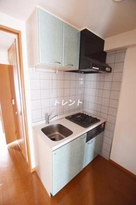 【キッチン】ガーラ本郷三丁目