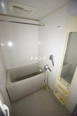 【浴室】ガーラ本郷三丁目