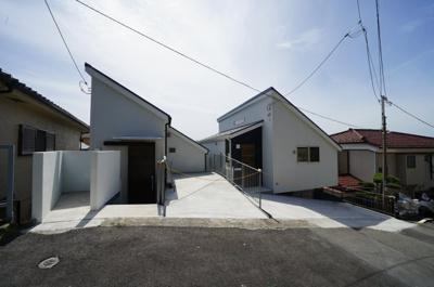 【外観】保土ヶ谷区鎌谷町全5棟 新築戸建