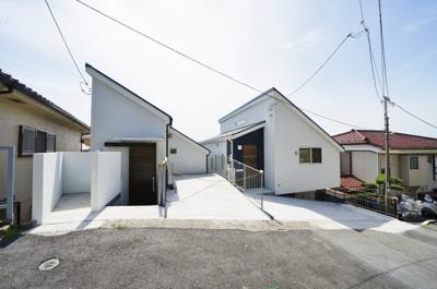 【外観】保土ヶ谷区鎌谷町全5棟 新築戸建【成約】
