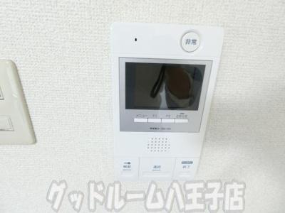 【セキュリティ】シルクロードハイツ