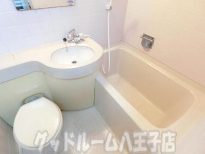 【浴室】シルクロードハイツ