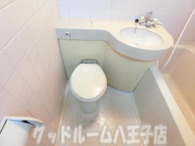 【トイレ】シルクロードハイツ
