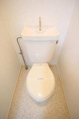 【トイレ】ノーブルハイツ
