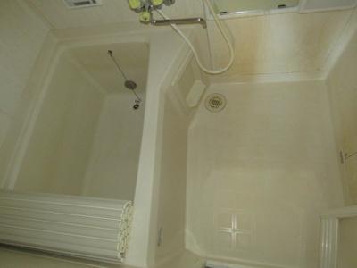 【浴室】ニューリバティ青島