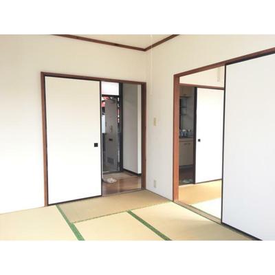 後藤ハイツの和室