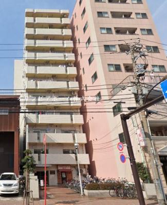 【外観】ダイアパレス錦糸町 7階 角 部屋 リ フォーム済