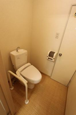 【トイレ】上杉住研ビル