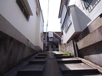 【エントランス】タウンハウスアミィ