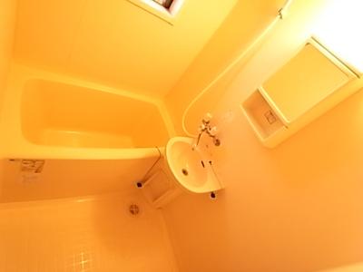 【洗面所】タウンハウスアミィ