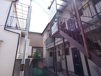 【外観】タウンハウスアミィ