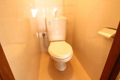 【トイレ】福岡荘