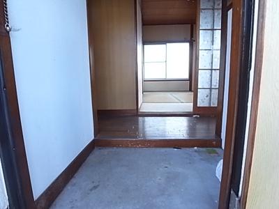 【玄関】高倉文化