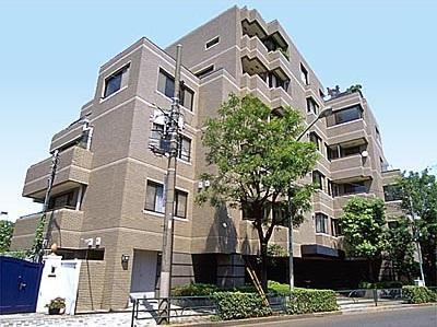【外観】南青山豊田パーク・マンション