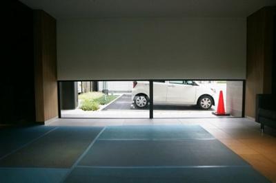 【エントランス】レオンヴァリエ大阪ベイシティ