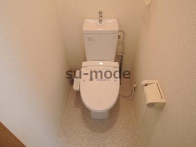【トイレ】クラージュ高槻