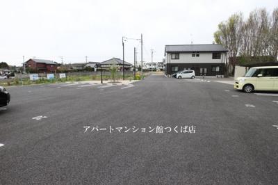 【駐車場】清流の杜 桜
