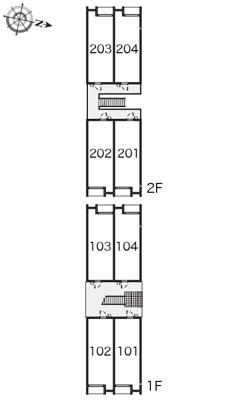 【区画図】レオネクストTK PARIS