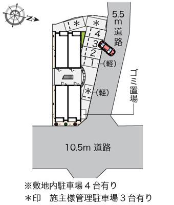 【地図】TK PARIS