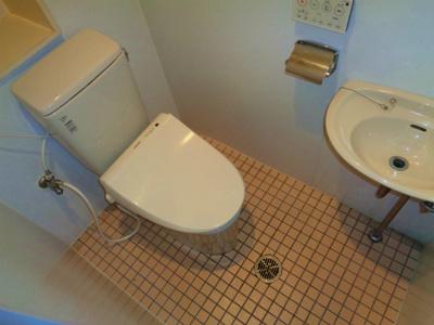 【トイレ】ハリーコート