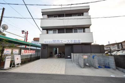 【外観】エスポワール瓢箪山