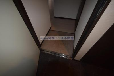【玄関】エスポワール瓢箪山
