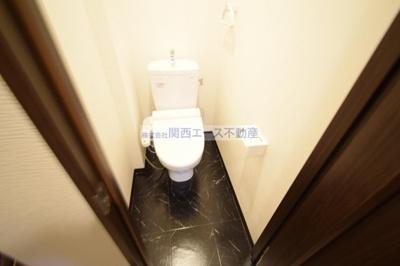 【トイレ】エスポワール瓢箪山