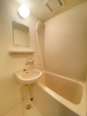 【浴室】リバーヒルプラザ祐