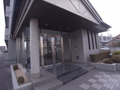 【エントランス】サニーハイツ