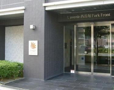 【エントランス】L'avenir 西長堀 Park Front