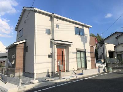 【外観】リナージュ亀岡市大井町並河 18-2期