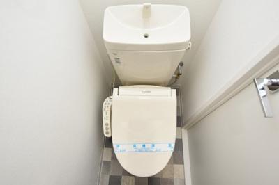 【トイレ】ルーチェ南森町