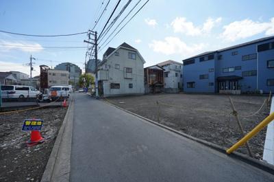 【外観】保土ヶ谷区神戸町 全3区画建築条件付売地