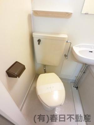 【トイレ】グレースシマモト