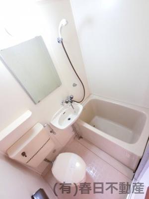 【浴室】グレースシマモト